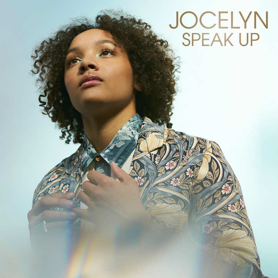Jocelyn's cover image for her single.