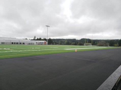 CKHS synthetic turf field