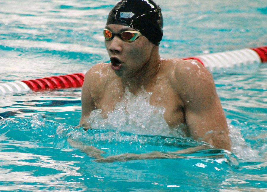 James+Sanchez+of+Central+Kitsap+was+named+Swimmer+of+the+Meet.+He+won+the+200-yard+individual+medley+in+1%3A58.87.+