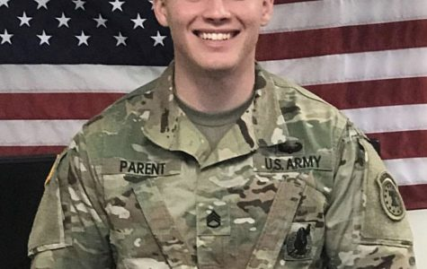 Norman Parent – Local Army Recruiter