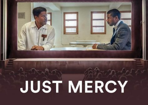 Movie Poster for Just Mercy