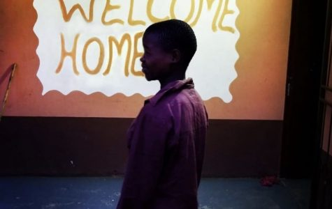 A 12 year old girl being welcomed home after being liberated from Human Trafficking - Taken by Rescue Freedom's instagram page