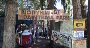 Kitsap County Northwest Paintball Park Closing
