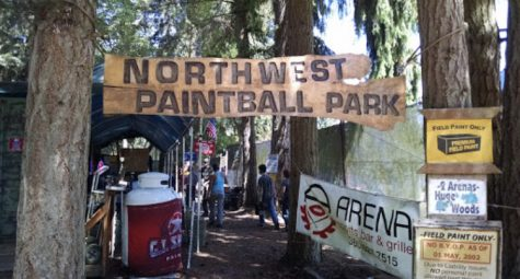 Photo taken by Matt J at the Northwest Paintball Park.