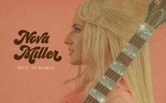 Cover art for Nova Miller's debut single