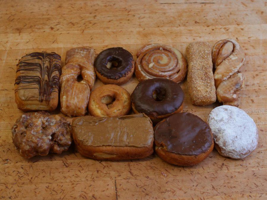 Donuts Dozen