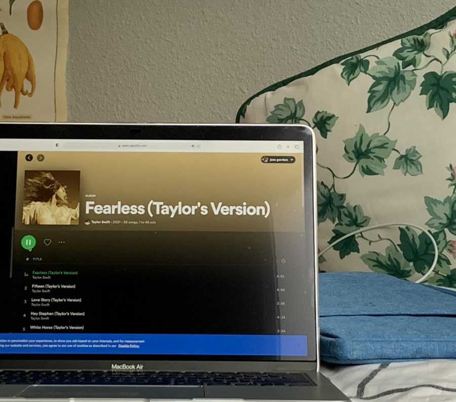 Taylor Swift's album,