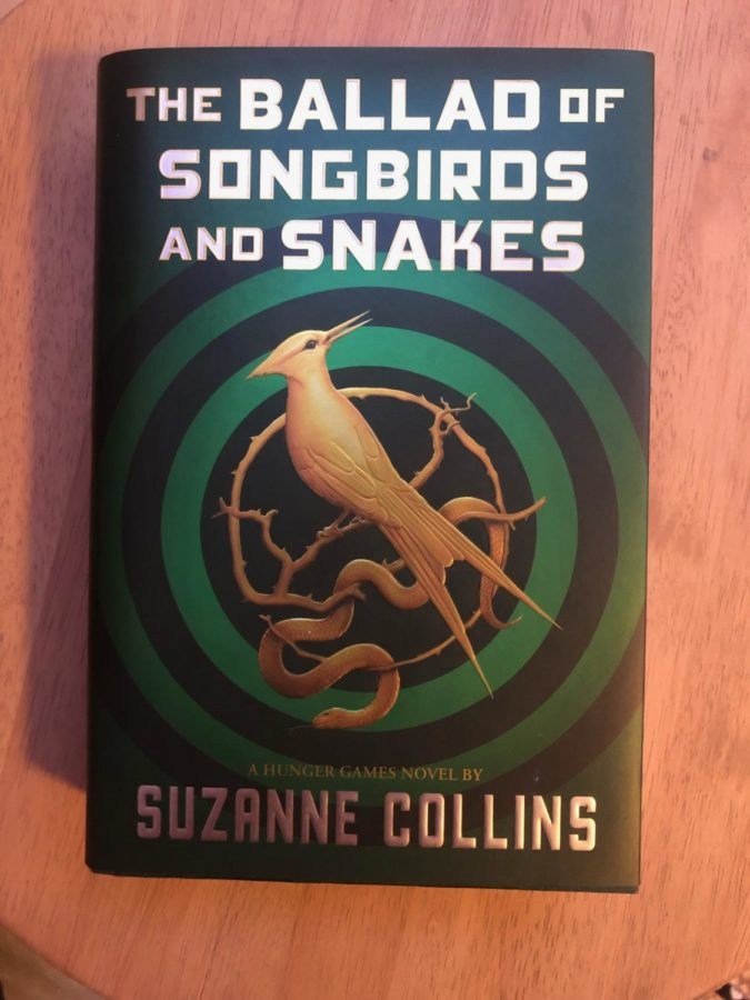 The+cover+of+The+Ballad+of+Songbirds+and+Snakes+by+Suzanne+Collins