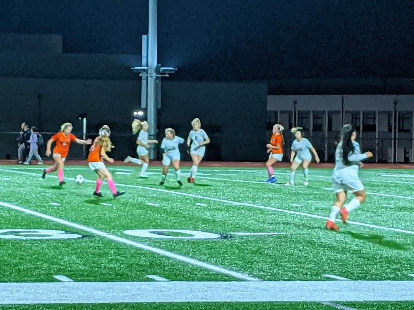 Girls Soccer Wins Again